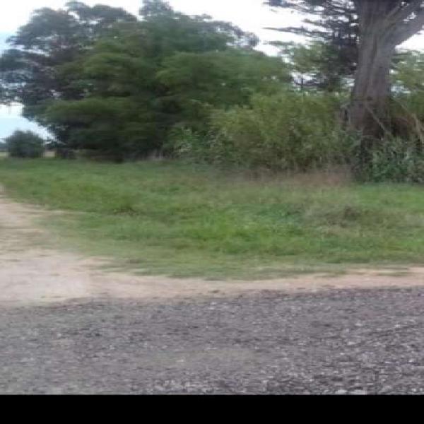 Vendo terreno en Pueblo de campo listo para escriturar (San
