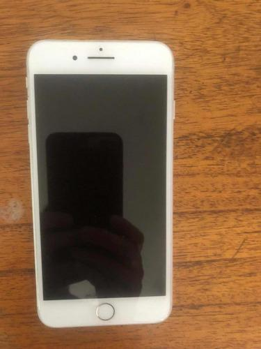 iPhone 8 Plus 256 Gb Silver Impecable