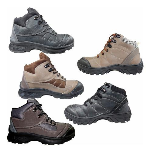 Botas Trekking 39 Al 46 Resistente Al Agua Nieve Jeans710