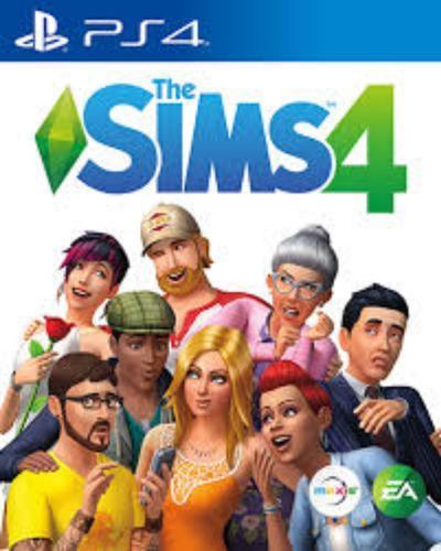 Los Sims 4 Ps4 Español Juego Familiar / 1 Entrego Hoy