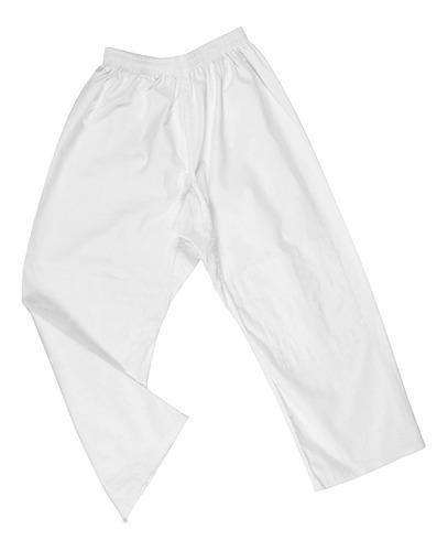 Pantalon Taekwondo Gimnasia Liviano Talle 9/10 Adulto