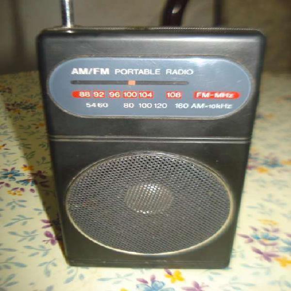 Radio Am Fm Pocket Muy Buen Sonido No Se La Marca Excelente
