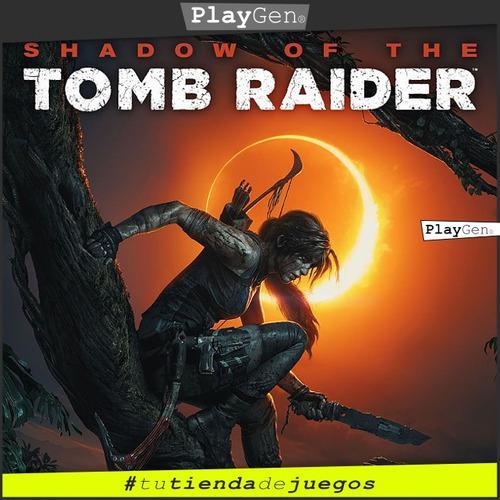Shadow Of The Tomb Raider | Juego Ps4 Original Español