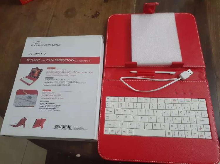 Vendo teclado nuevo sin uso para Netbook o notebook.