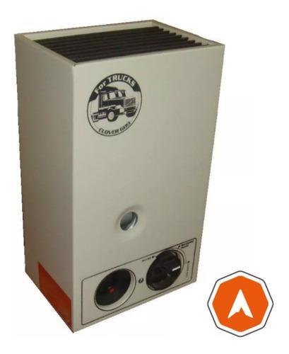 Calefactor Casa Rodante Clover Tb 600