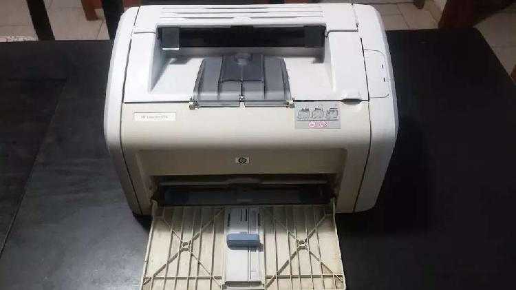 Impresora laser hp 1018