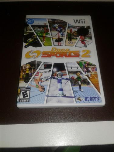 Juego Deca Sports 2 Nintendo Wii