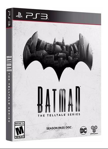 Juego Playstation Batman The Telltale Series Ps3 / Makkax