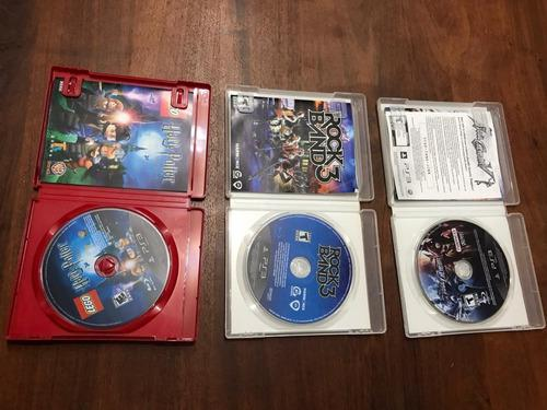 Juegos Ps3 Fisico Play Station Wii Star Thor Spiderman
