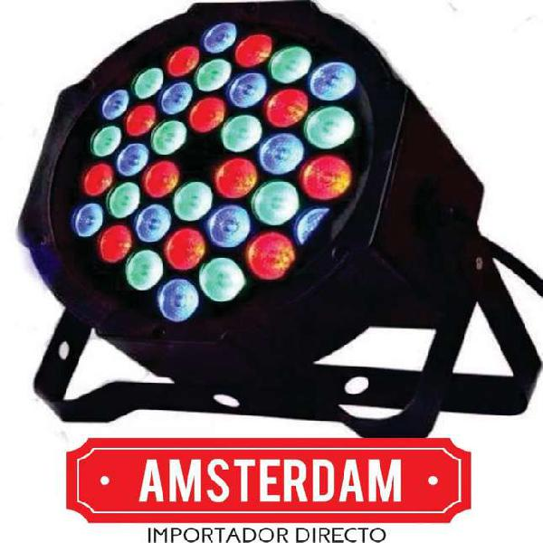 LUZ proton de 36 led o luces de DJ para fiestas o demas!
