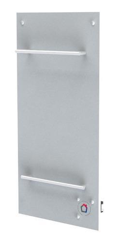 Panel Calefactor + Toallero Baño Estufa Bajo Consumo Pared