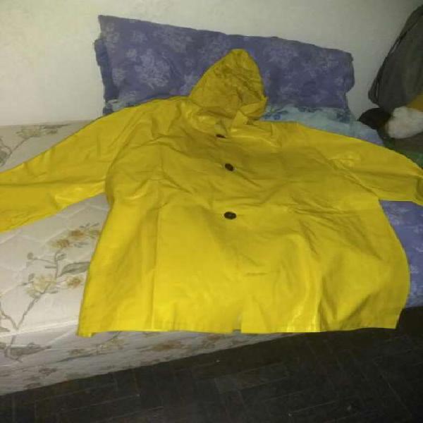 Sacos de Lluvia M Xl sin Uso Amarillos