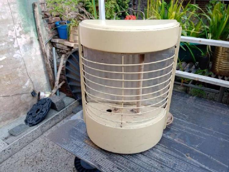 antigua estufa Eslabon de Lujo electrica