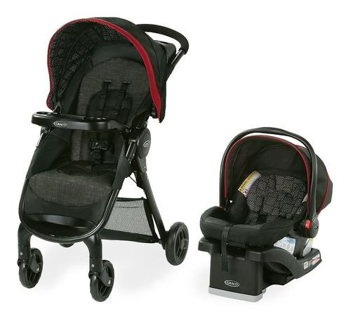 Coche Travel System Fast Action Se Hilt Graco Full