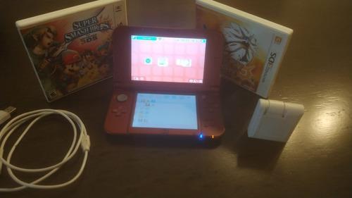 New Nintendo 3ds Xl + 2 Juegos De Regalo