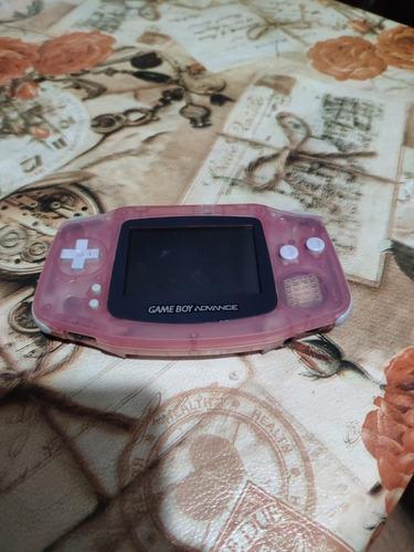 Game Boy Advance Con Funda Y Un Juego