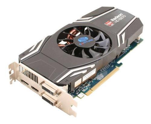 Placa De Video Sapphire Amd Radeon Hd 6870 1gb Gddr5 Pci-e