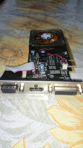 Placa De Video Xfx Hd5450 Funcionando.oportunidad