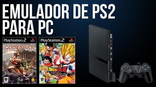 El Mejor Emulador Playstation 2 Para Pc (leer Descripcion)