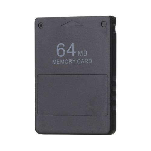 Memory Card 64mb Para Ps2 Playstation 2 [hc-2]