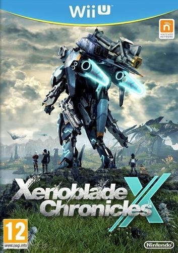 Xenoblade Chronicles X Nuevo Fisico Sellado Nintendo Wii U