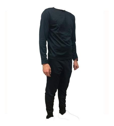 Conjunto Térmico Pantalon Y Remera Termica Hombre Mujer
