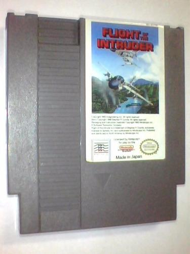 Flight Of The Intruders - Nintendo Nes Original