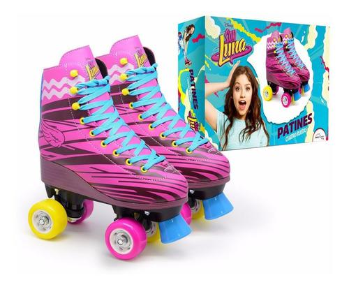 Magic Makers Patines Soy Luna Original Talle 34 Bunny Toys