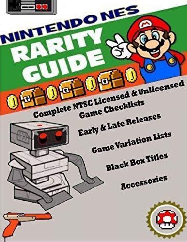 Nintendo (nes) Rarity Guide: Alex Miklas