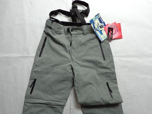 Pantalon Hi Tec Sky Snowboard Nieve Impermeable Trekking
