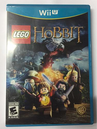 Juego Wii U Lego The Hobbit Cd Impecable