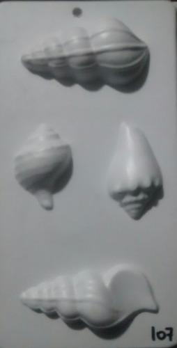 Moldes Plasticos, Peces, Delfines, Mar