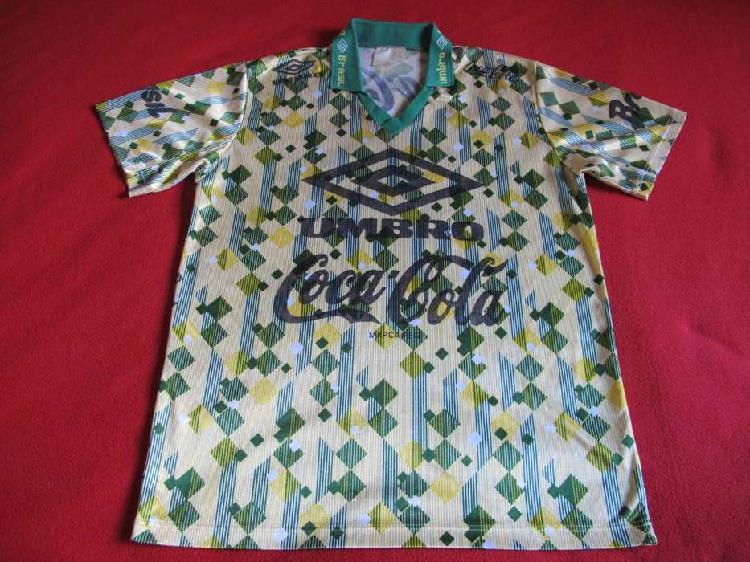 Camiseta Brasil 1994 Umbro Entrenamiento