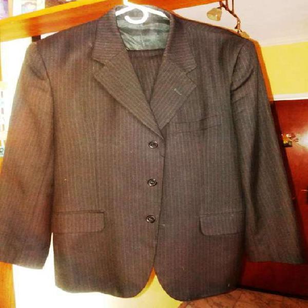 Traje Hombre De Vestir (ambos: Saco Y Pantalón)