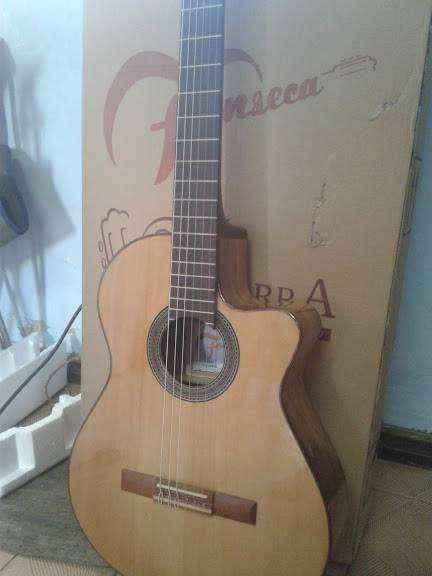 Vendo Guitarra Fonseca 40KEC