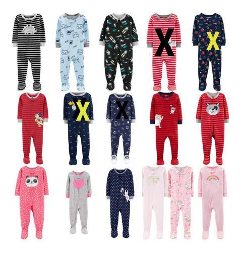 Enterito Osito Carters ® Pijama Algdn De 0 A 5 Años