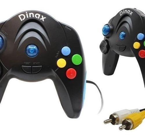 Joystick Consola De Videojuegos Para Tv 200 Juegos