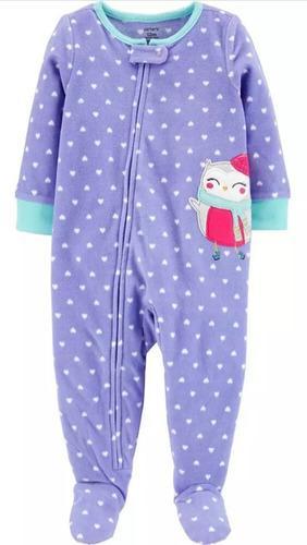 Pijama Micropolar Carters Varios Modelos Varon Y Nena Bebé