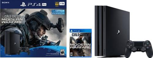 Ps4 Pro 1tb Call Of Duty Mw Nueva Sellada Fantasytraderok