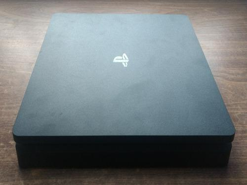 Sony Ps4 1tb Excelente 2 Joysticks + Juegos
