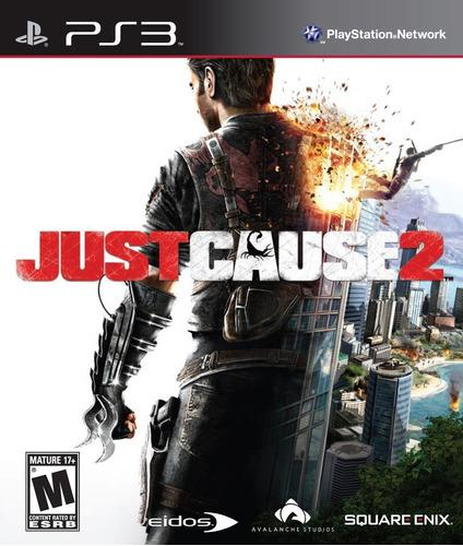 Beyond Two Souls + Just Cause 2 Ps3 Pack 2 Juegos Español