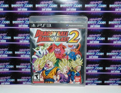Dragon Ball Racing Blast 2 Play Station 3 Ps3 Juego