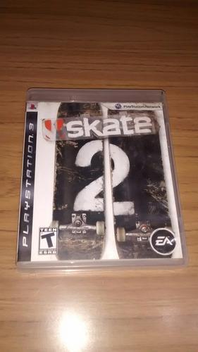 Juego De Ps3 Skate 2, Físico Usado, Muy Buen Estado