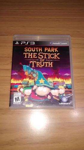Juego De Ps3 South Park The Stick Of Truth, Físico Usado