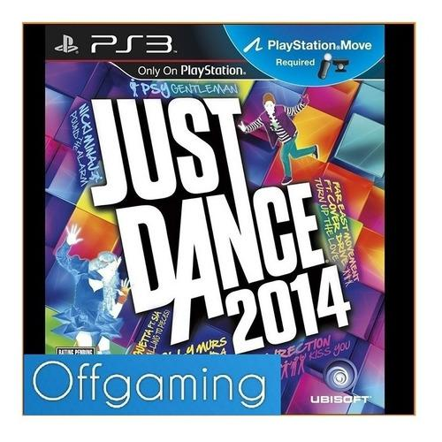 Just Dance 2014 Ps3 - Juego Play 3 Digital Original