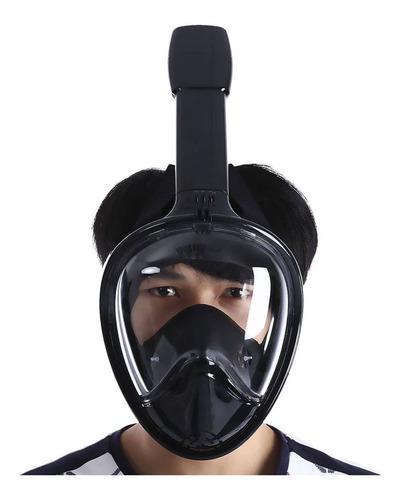 Mascara Snorkel Con Adaptador Para Gopro Hero 3 4 5 6 7 8