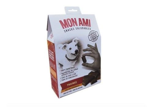 Golosina Snack Saludable Perros Mon Ami X 400 Gr 3 Sabores