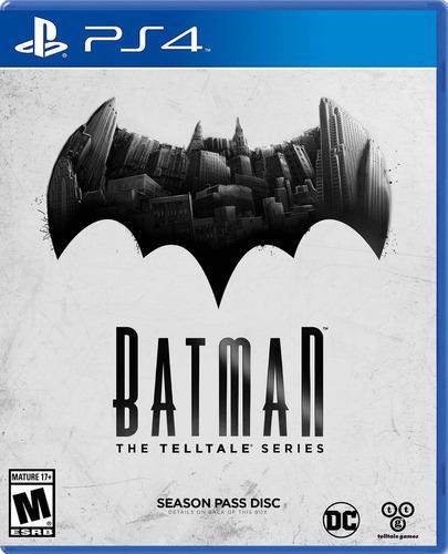 Juego Playstation 4 Batman The Telltale Series Ps4 / Makkax
