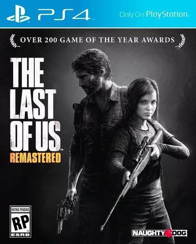 Juego Playstation The Last Of Us Remasterizado / Makkax