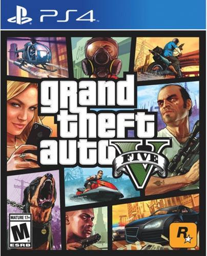 Juego Ps4 - Grand Theft Auto V - Digital Primario